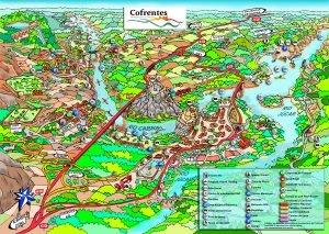 mapa turistico 2017