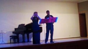 Exito del I Concurso de Música de Cámara de Cofrentes