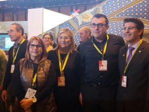 Cofrentes asiste a FITUR 2018