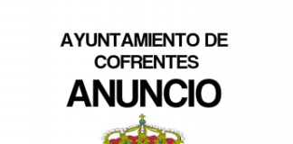 Inf. Pública de la Versión Preliminar Plan Especial Balneario Hervideros de Cofrentes
