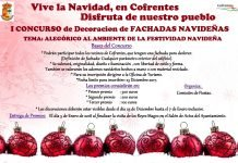 I Concurso de Decoración de Fachadas Navideñas