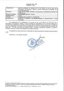 Anuncio Edicto Eolicas feb18