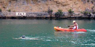 III Travesía a nado Cofrentes - Isla de Chirel - Cofrentes